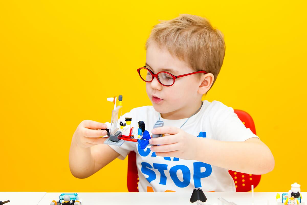Ochelari la copii